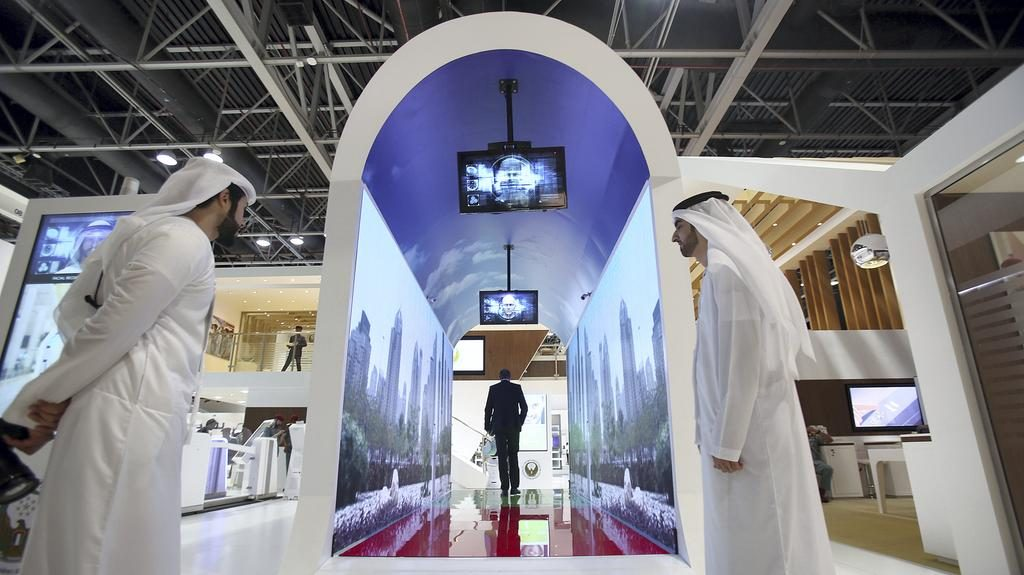 Sensory Branding Dubai Airport