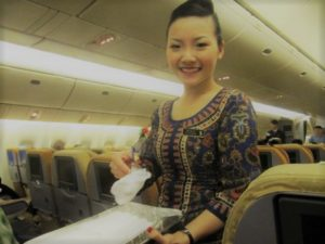Sensory Branding Singapore Airlines Scent