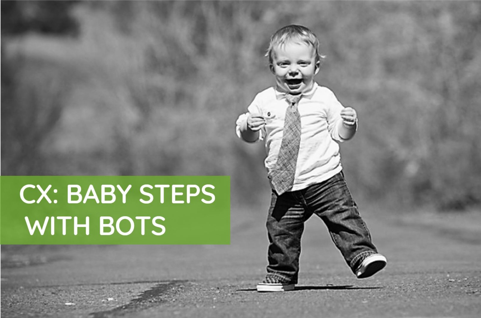 Baby Steps with Chatbots